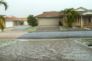Storms dump hail the size of golf balls