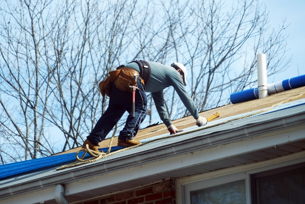 what does hail damage do to a roof